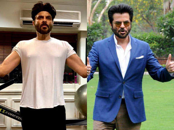 Pictures: Anil Kapoor transforms his body during the lockdown