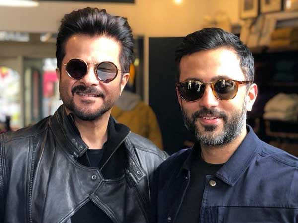 Anil Kapoor's Wish for his Son-in-law Anand Ahuja is all Heart
