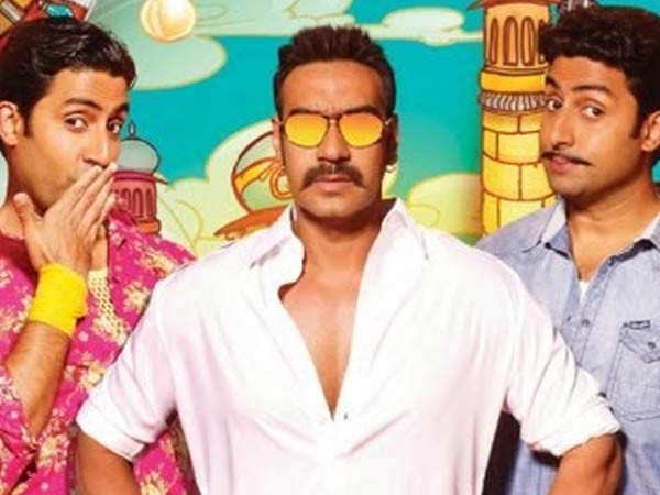 Abhishek Bachchan recalls the time he felt he would be kicked out of Bol Bachchan