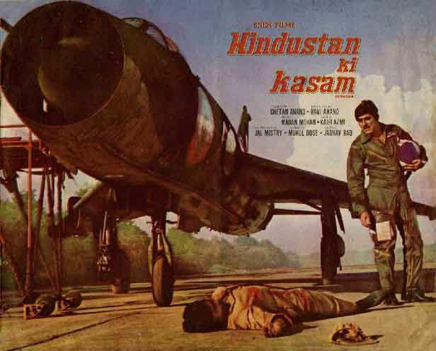 Bollywood, war films