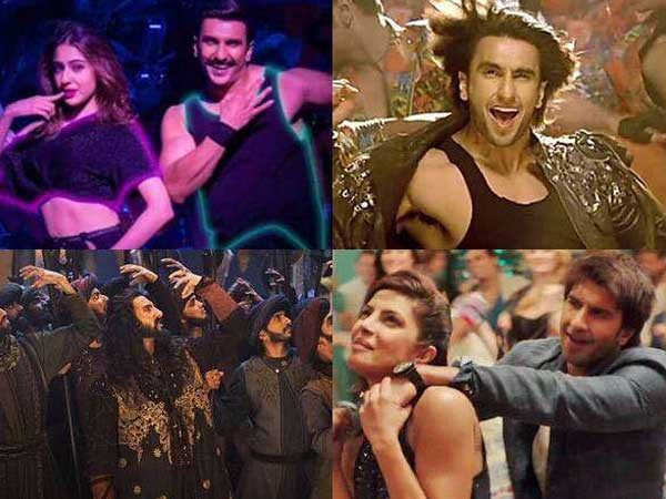 Dance with Ranveer Singh: Presenting birthday star's top chartbusters