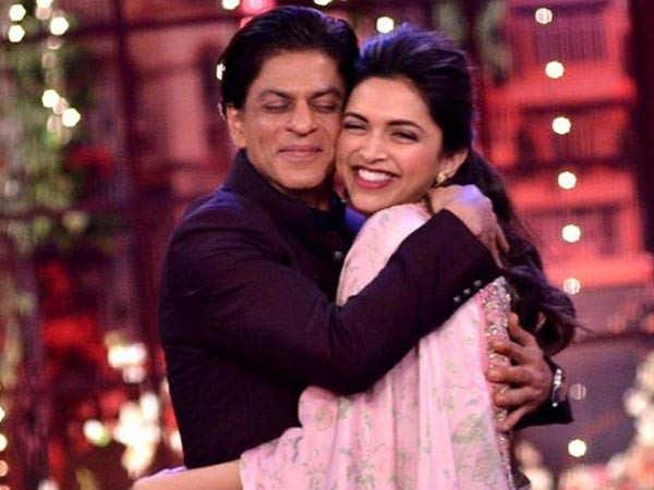 Deepika Padukone and Shah Rukh Khan to Reunite on the Big Screen?
