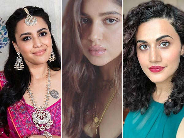 Taapsee Pannu, Bhumi Pednekar, Swara Bhasker get emotional after watching Dil Bechara