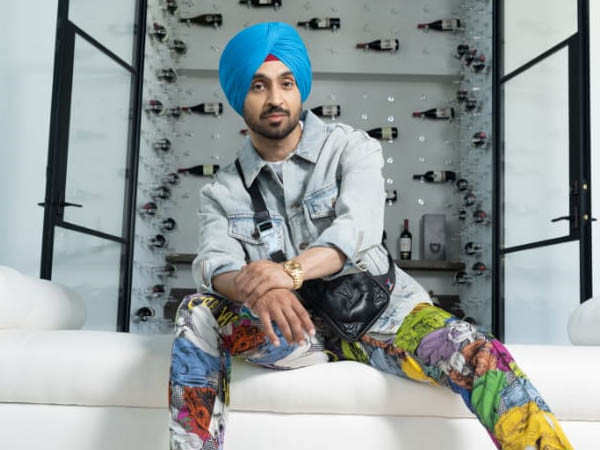 Diljit Dosanjh Shares his Gratitude for the Success of his New Single G.O.A.T.