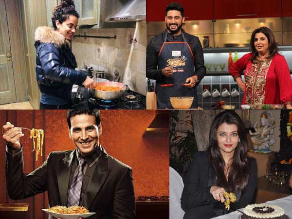Dishes Bollywood stars love to cook