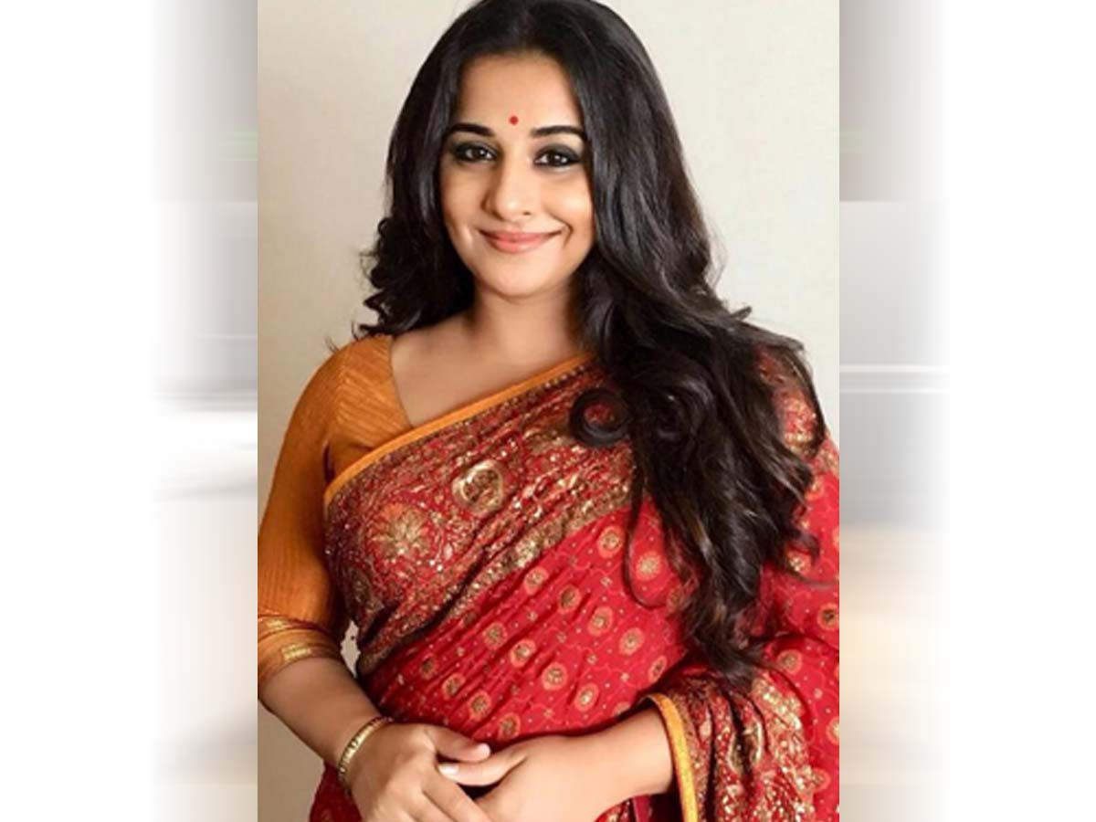 Vidya Balan shares her take on nepotism