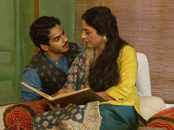 Ishaan Khatter Shares his Excitement About Working with Mira Nair in A Suitable Boy