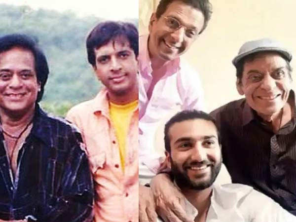 Jaaved Jaaferi shares an emotional note about his father and great comedian the late Jagdeep