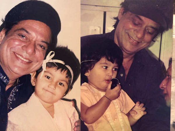 Late Jagdeep's granddaughter shares never-seen-before images of the actor