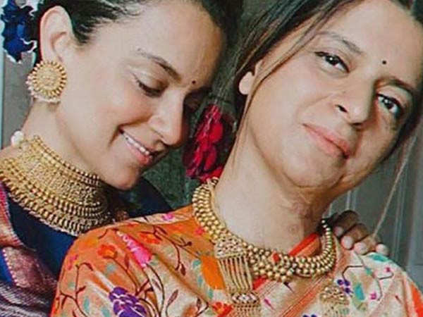 "Rangoli Chandel pens a heartfelt post for her ""first-ever little guru"" Kangana Ranaut"