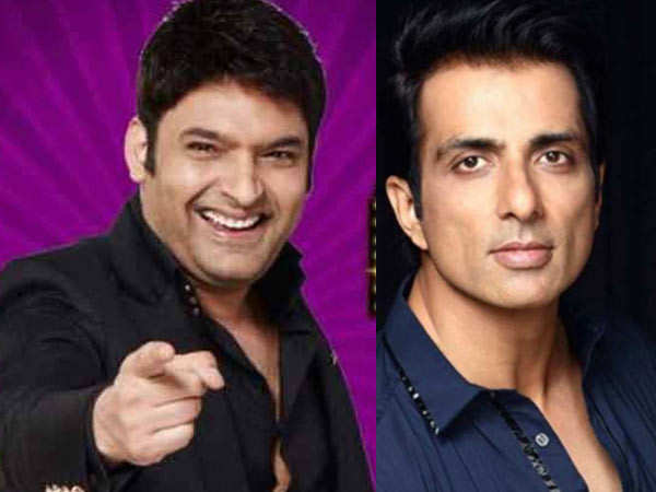 Kapil Sharma Plans to Host Sonu Sood for the First Post Lockdown Episode of his Show