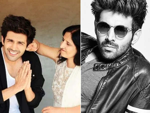 Here's What Kartik Aaryan's Mother Says When the Actor Gets Angry!