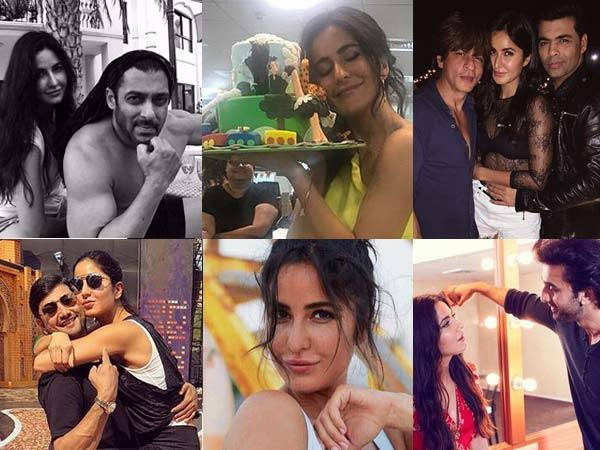 37 best Instagram pictures of birthday girl Katrina Kaif