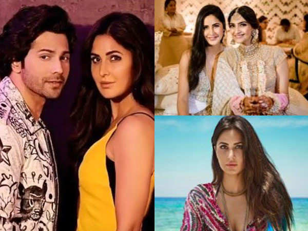 Stars wish Katrina Kaif with special posts on her birthday