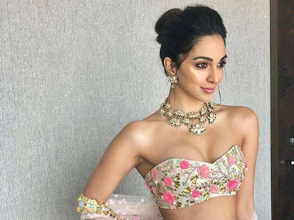 Kiara Advani makes some time to play a game online with her fans