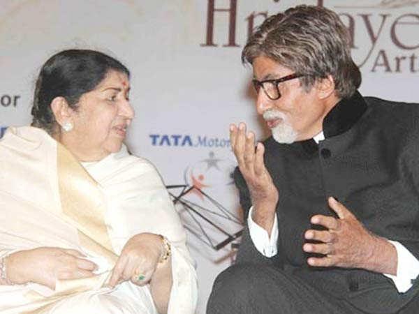 Lata Mangeshkar wishes the Bachchans a speedy recovery