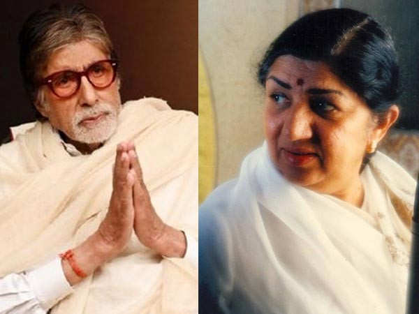 Lata Mangeshkar says it's hard to believe that Amitabh Bachchan has been struck with the virus