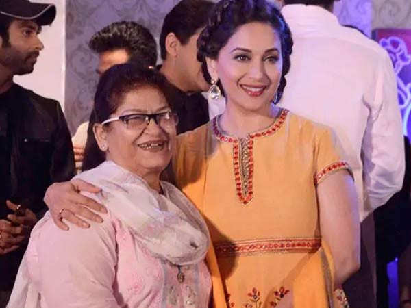 Throwback: When late Saroj Khan called Madhuri Dixit Nene her best student