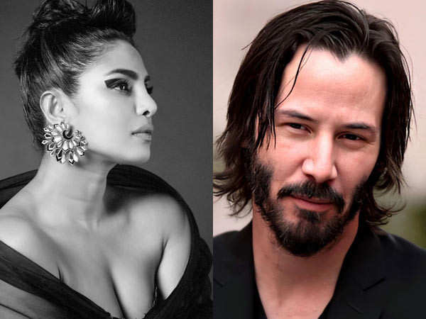 Big News: Priyanka Chopra Jonas to star in Matrix 4 starring Keanu Reeves