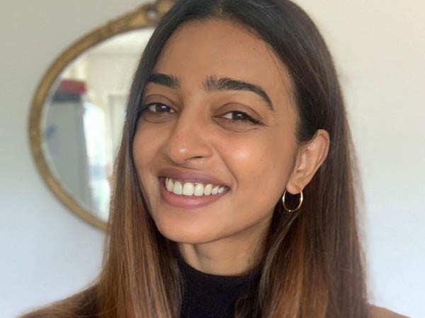 """Acting with Nawazuddin Siddiqui is fulfilling"" - Radhika Apte"