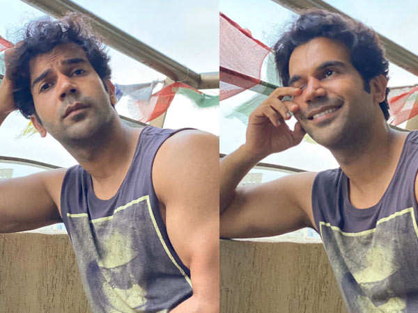 Rajkummar Rao gives us an insight into his current state of mind