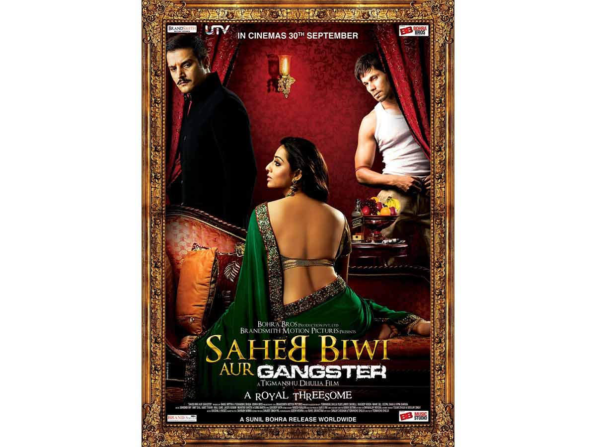 Randeep Hooda Movie Saheb Biwi Aur Gangster