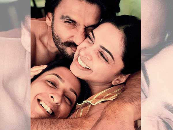 Anisha Padukone wishes her brother-in-law Ranveer Singh a happy birthday