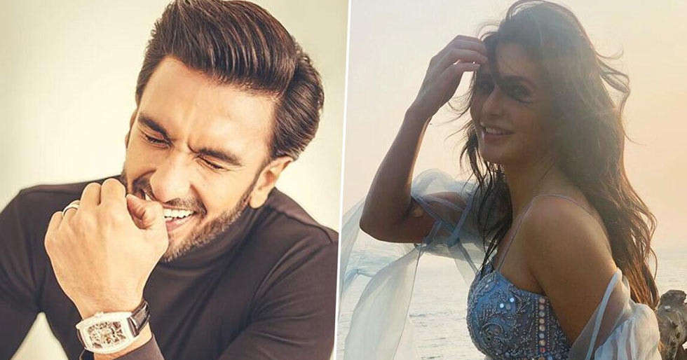 Ranveer Singh and Katrina Kaif to pair up for the first time?