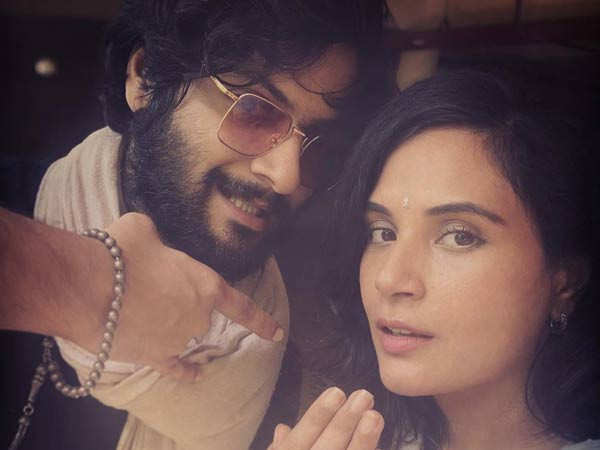 Richa Chadha and Ali Fazal Reveal some Interesting Tales about their Love Story
