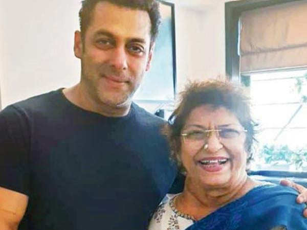 Saroj Khan's Daughter Sukaina Shuts Down Rumours of a Rift Between Her Mother and Salman Khan