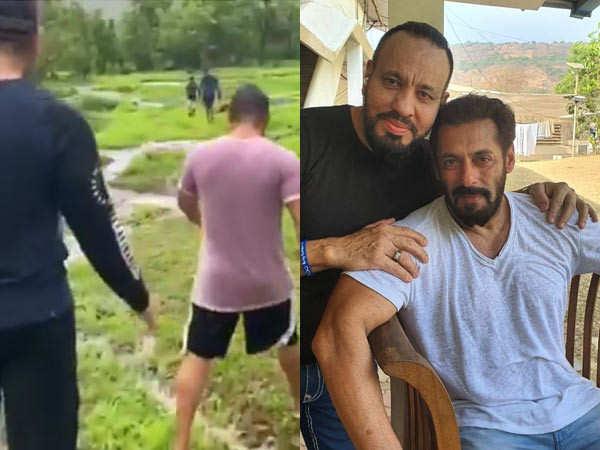 Video: Salman Khan heads for a monsoon trek with his lockdown companions