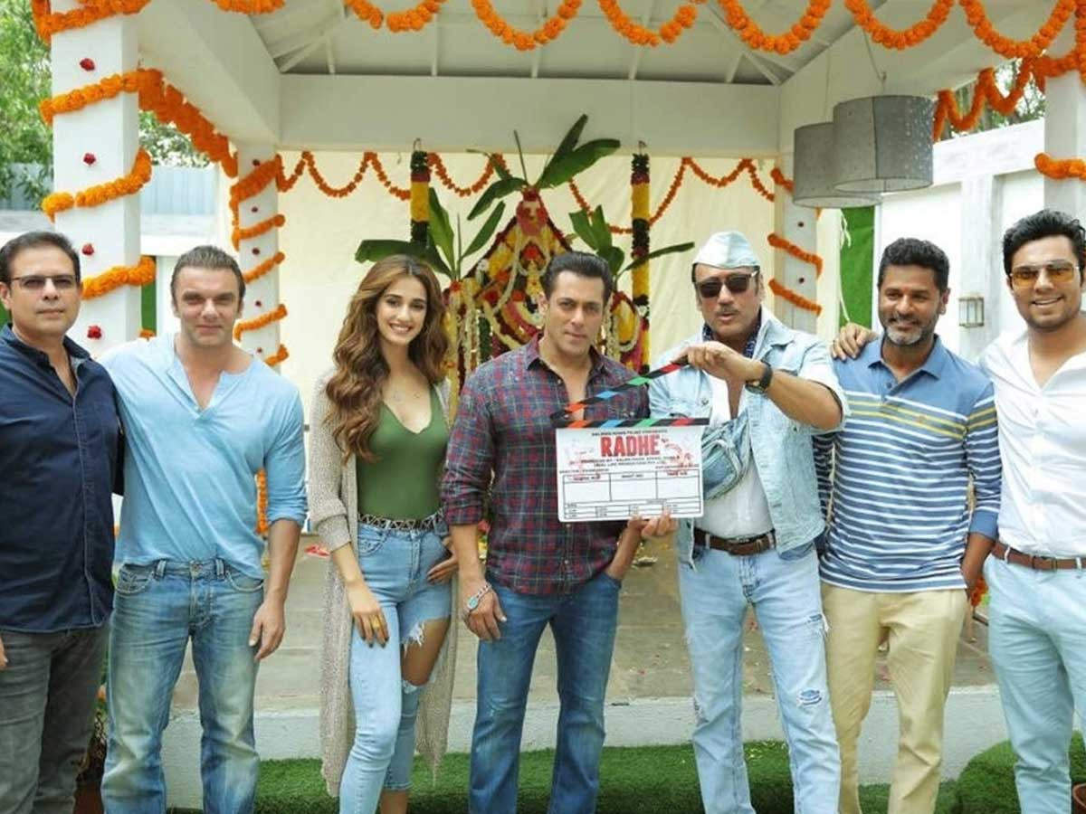 Salman Khan Starrer Radhe: Your Most Wanted Bhai will Release in 2021 |  Filmfare.com