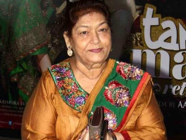 Veteran Choreographer Saroj Khan Passes Away Due to Cardiac Arrest
