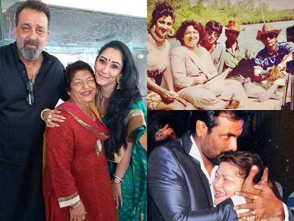 Sanjay Dutt, Shilpa Shetty Kundra, Remo D'Souza Mourn the Demise of Saroj Khan