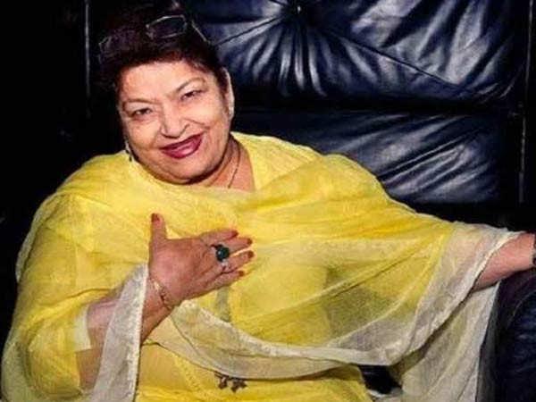 Bollywood Fans Mourn the Loss of Ace Choreographer Saroj Khan