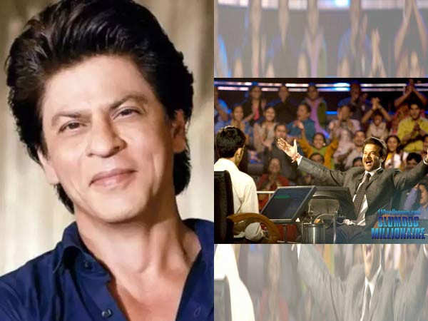 Shah Rukh Khan reveals why he turned down Anil Kapoor's role in Slumdog Millionaire