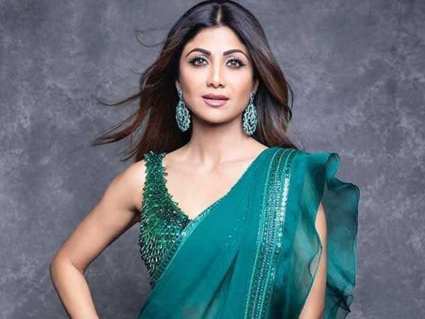 Shilpa Shetty Goes Vegetarian for the Betterment Of Herself and the Environment
