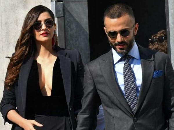 Sonam Kapoor Ahuja Shows How Work from Home is Going for her in London