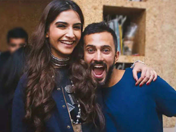 Exclusive: Anand Ahuja joins Sonam Kapoor in her interview
