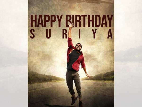 Happy Birthday Suriya starts trending on social media as fans go crazy