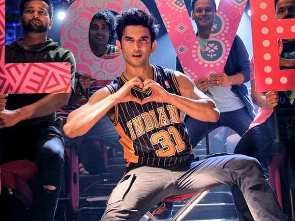 Details about the last song Sushant Singh Rajput shot for Dil Bechara
