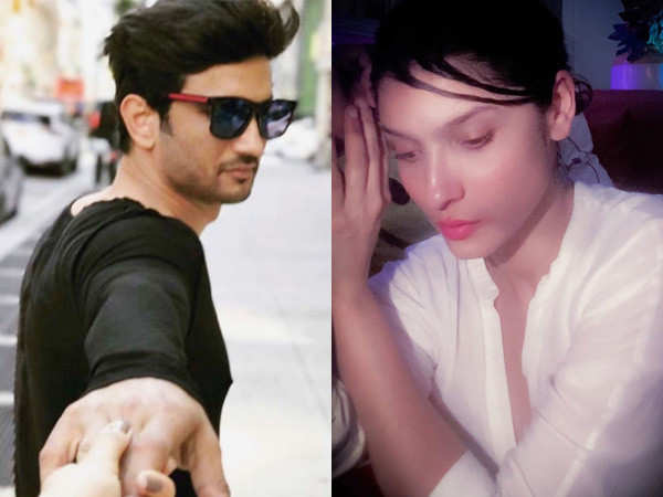 Ankita Lokhande's First Post After Sushant Singh Rajput's Death; Calls Him Child of God