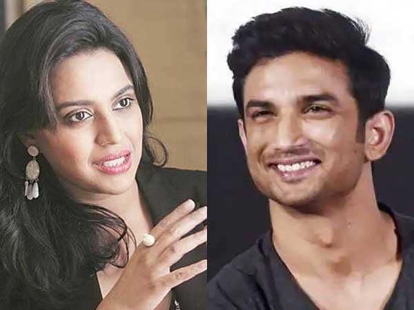 """We owe Sushant Singh Rajput's family an apology"" – Swara Bhasker"