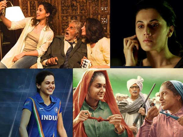 Filmfare Recommends: Best Taapsee Pannu Movies