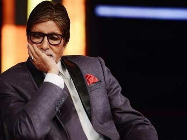 Amitabh Bachchan talks about his experience of being isolated