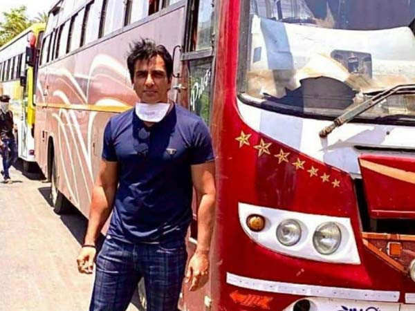 Sonu Sood Launches an App to Help Migrant Workers Find Jobs