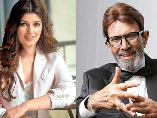 Twinkle Khanna shares a throwback picture on father Rajesh Khanna's death anniversary