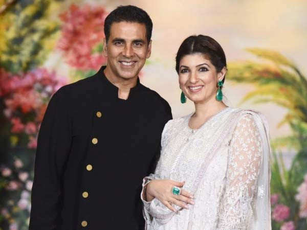Akshay Kumar and Twinkle Khanna are promoting an initiative worth reading