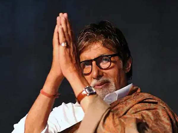 Amitabh Bachchan offers his take on how ego brings one down