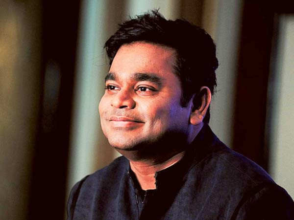 """""""There is a whole gang working against me."""" – AR Rahman"""